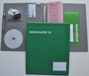 Bordmappe XL